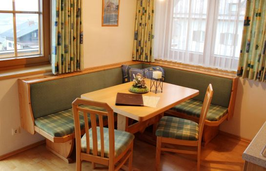 Info - Appartement Kristall Pension