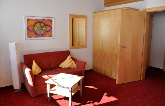 Double room (standard) Hotel Alpen Royal