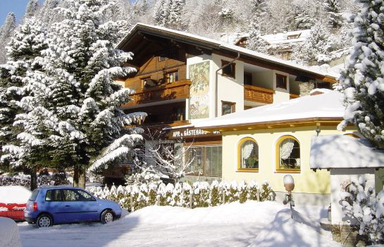Außenansicht Pension-Appartement Steinwender Hotel-Garni