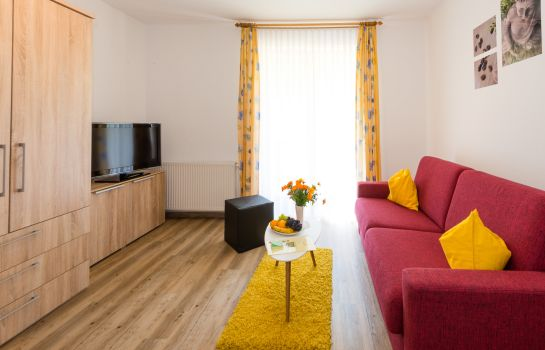 Junior Suite Gasthof Pension Waldfriede
