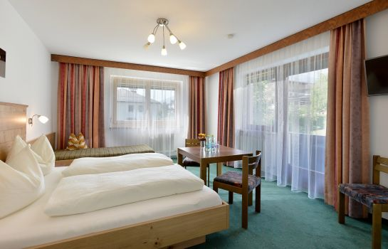 Chambre triple Pension Garni Panorama
