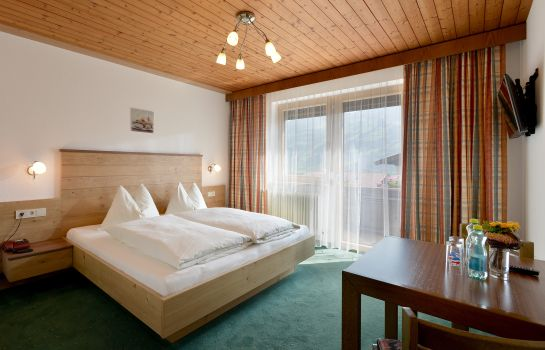 Chambre double (confort) Pension Garni Panorama