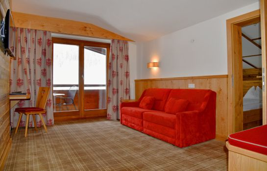 Junior-suite Naturhotel Kitzspitz