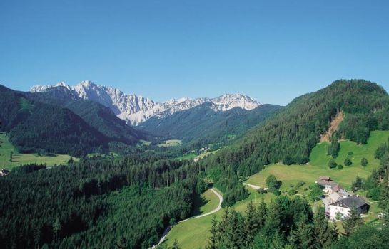 Entorno BergPension Lausegger