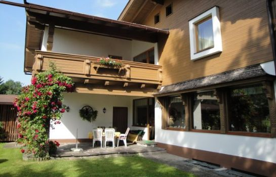 Außenansicht Garni Appartement Ortner Pension