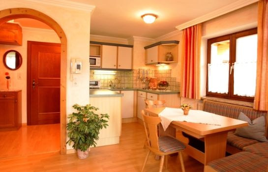 Info Appartements Reithof Pension