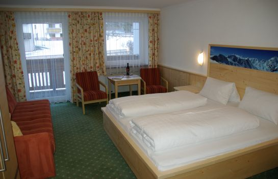 Chambre double (confort) Alpenhof Pension Garni