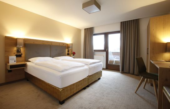 Chambre double (standard) Hotel
