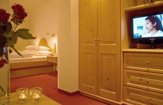 Doppelzimmer Komfort Hotel Appartments Roggal