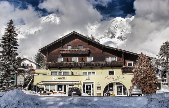 Vista exterior Pension Seelos - Alpine Easy Stay
