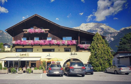 Exterior view Pension Seelos - Alpine Easy Stay