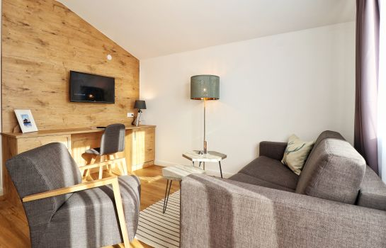 Suite junior Pension Seelos - Alpine Easy Stay