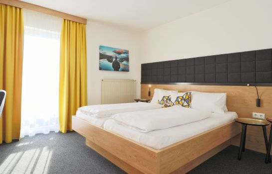 Double room (standard) Pension Seelos - Alpine Easy Stay