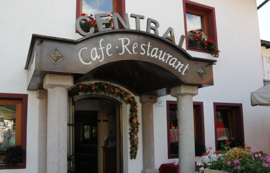 Info Cafe Restaurant Central Pension