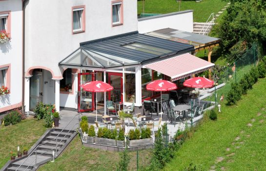 Terras Cafe-Pension Familie Parzer