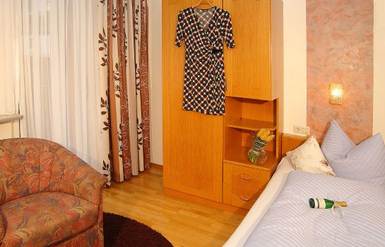 Chambre individuelle (standard) Hotel Hubertus