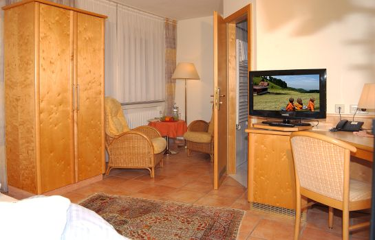 Chambre double (standard) Hotel Hubertus