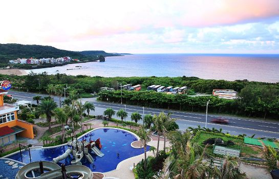 Vista esterna Fullon Resort Kenting