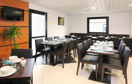 Restaurant Residhome Toulouse Tolosa Apparthotel