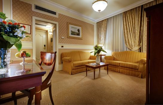Junior-suite Grand Hotel et des Palmes