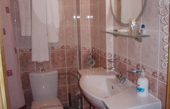 Bathroom Parkhotel Amfora