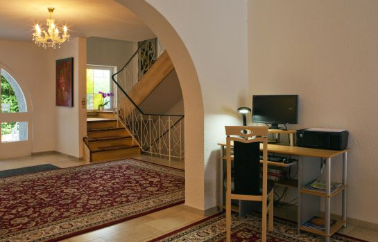 Hotelhalle Mozart Pension