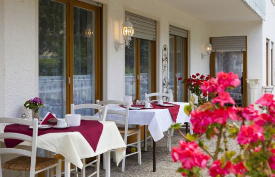 Terrasse Mozart Pension