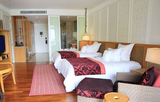 Zimmer InterContinental Hotels HUA HIN RESORT