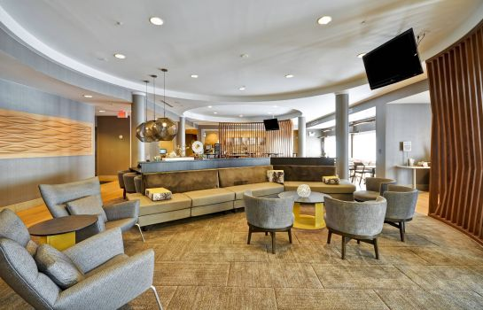 Lobby SpringHill Suites Tallahassee Central SpringHill Suites Tallahassee Central