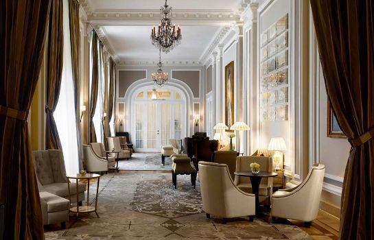 Bar hotelowy Hotel Maria Cristina a Luxury Collection Hotel San Sebastian