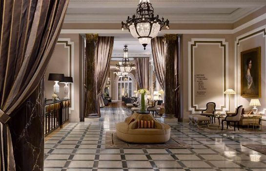 Hol hotelowy Hotel Maria Cristina a Luxury Collection Hotel San Sebastian