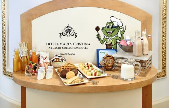 Restauracja Hotel Maria Cristina a Luxury Collection Hotel San Sebastian