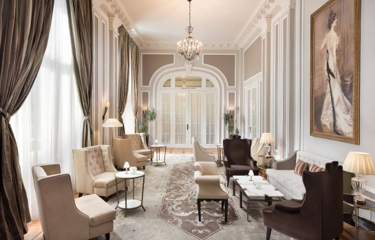 Informacja Hotel Maria Cristina a Luxury Collection Hotel San Sebastian