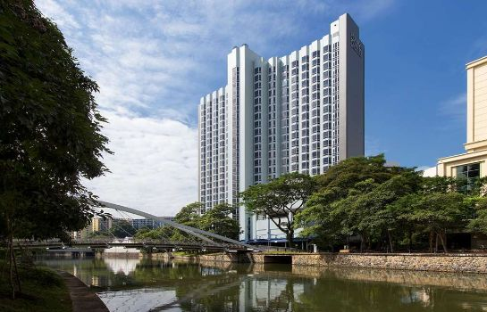 Außenansicht Riverview Four Points by Sheraton Singapore