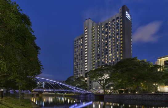 Vista exterior Riverview Four Points by Sheraton Singapore