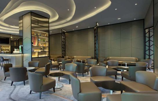 Bar del hotel Riverview Four Points by Sheraton Singapore
