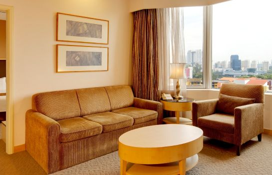 Junior Suite Riverview Four Points by Sheraton Singapore