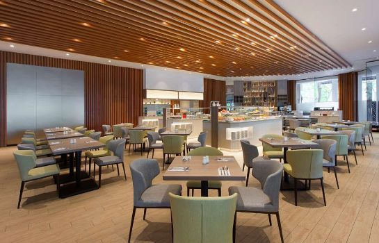 Restaurante Riverview Four Points by Sheraton Singapore