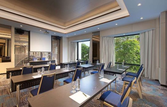 Sala de reuniones Riverview Four Points by Sheraton Singapore