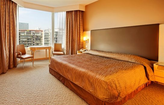 Doppelzimmer Standard Riverview Four Points by Sheraton Singapore