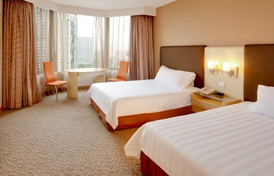 Doppelzimmer Komfort Riverview Four Points by Sheraton Singapore