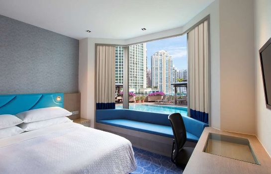 Zimmer Riverview Four Points by Sheraton Singapore