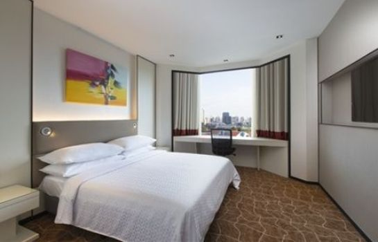 Habitación Riverview Four Points by Sheraton Singapore
