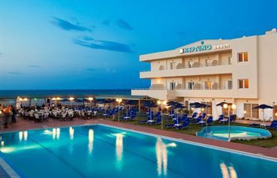 Exterior view Neptuno Beach - All Inclusive