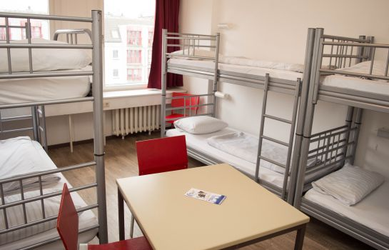 Four-bed room Cityhostel Berlin