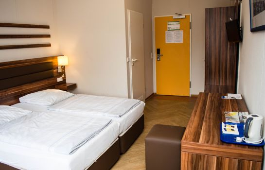 Double room (standard) Cityhostel Berlin