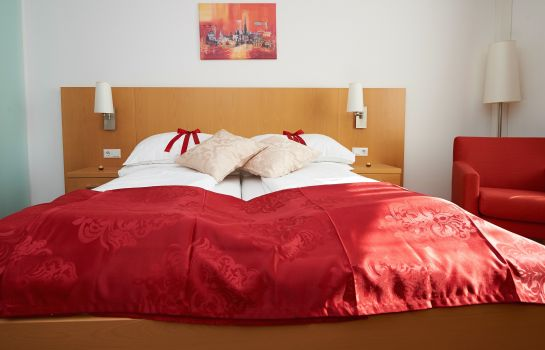 Double room (standard) City-Hotel Mödling