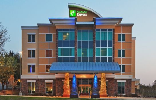 Exterior view Holiday Inn Express & Suites NORTH DALLAS AT PRESTON