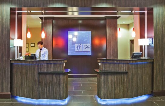 Hotelhal Holiday Inn Express & Suites NORTH DALLAS AT PRESTON