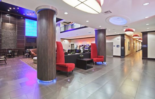 Lobby Holiday Inn Express & Suites NORTH DALLAS AT PRESTON